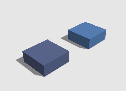 微信跳一跳小游戏实战开发(三) - 场景创建,相机和灯光调整